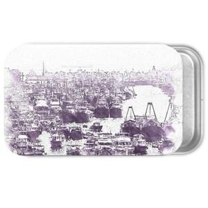 SketchHongKong_Aberdeen Metal Slide Top Tin