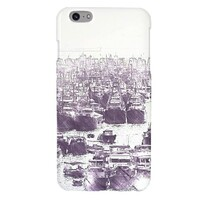 SketchHongKong_Aberdeen iPhone 6/6s Plus Glossy Case