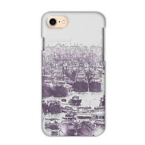 SketchHongKong_Aberdeen iPhone 7 Matte Case