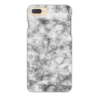black and white iPhone 7 Plus Glossy Case