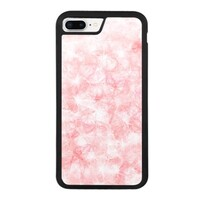 Love pink iPhone 8 Plus Bumper Case