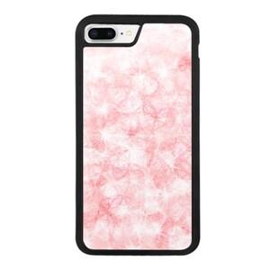 Love pink iPhone 8 Plus Bumper Case