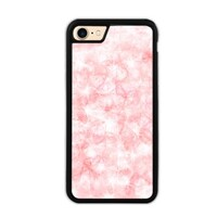 Love pink iPhone 7 Bumper Case