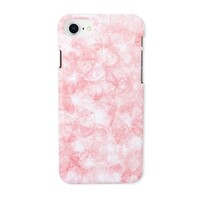Love pink iPhone 8 Glossy Case