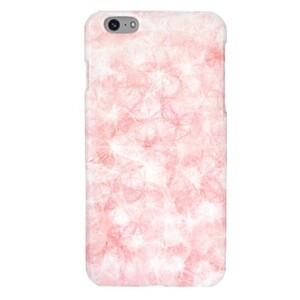 Love pink iPhone 6/6s Plus Glossy Case