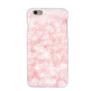 Love pink iPhone 6/6s Glossy Case