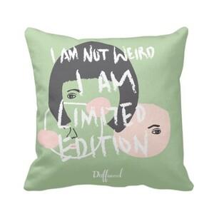 Duffissocool Pillow 16