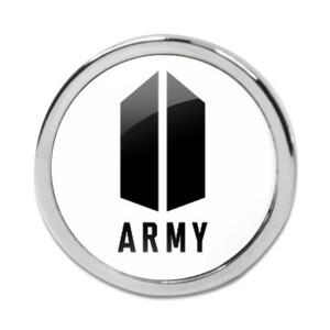 BTS - ARMY LOGO Round Ring