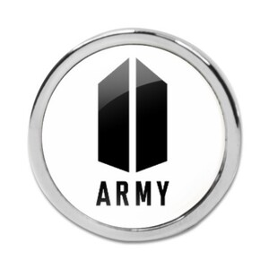 BTS - ARMY LOGO Round Ring