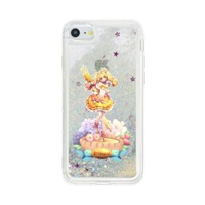 iPhone 7 流沙殼(銀色) iPhone 7 Liquid Glitter Case