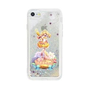 iPhone 7 流沙殼(銀色) iPhone 7 Liquid Glitter Case