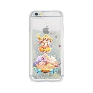 iPhone 6/6s 流沙殼(銀色色iPhone 6/6s Liquid Glitter Case