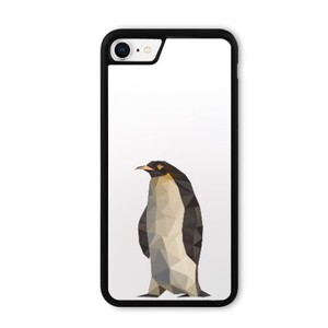 iPhone 8 Bumper Case//Penguin
