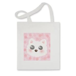 Tote Bag x Pink Cat
