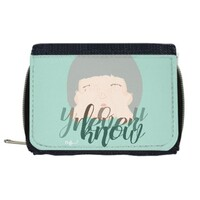 You Never Know Wallet with Coin Purse