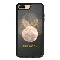 FULL MOON. iPhone 7 Plus TPU Dual Layer  Bumper Case