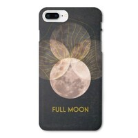 FULL MOON. iPhone 8 Plus Glossy Case