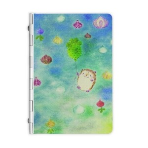 Palmeo's Midsummer Night's Dream Metal Notebook