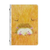 Palmeo and Kangaroo Metal Notebook