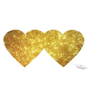 Heart Shaped Light Box