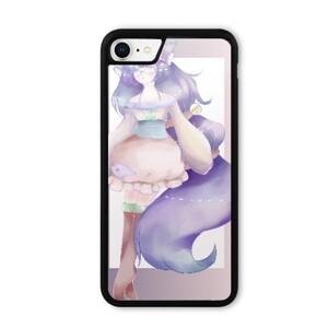 山羊擬人 iPhone 8 Bumper Case