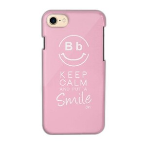 [iPhone 7 Glossy Case] Smiley Face iPhone Case