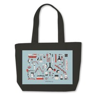 Lab Mini Tote Bag