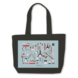 Lab Mini Tote Bag