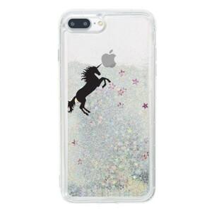 iPhone 7 Plus Liquid Glitter Case