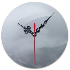 水墨 Round Wall Clock