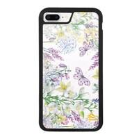 jasmine iPhone 8 Plus Bumper Case