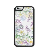 jasmine iPhone 6/6s Bumper Case