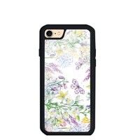 jasmine iPhone 7 TPU Dual Layer  Bumper Case