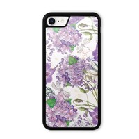 Violet buldenez iPhone 8 Bumper Case