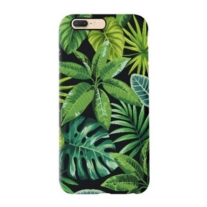 Tropical iPhone 7 Plus TPU Dual Layer Protective Case