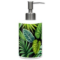 Tropical Soap Dispenser