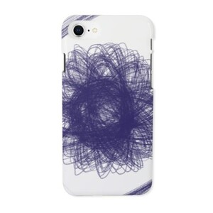 Messy iPhone 8 Glossy Case