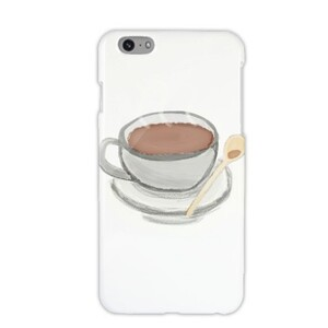 Coffee iPhone 6/6s Glossy Case