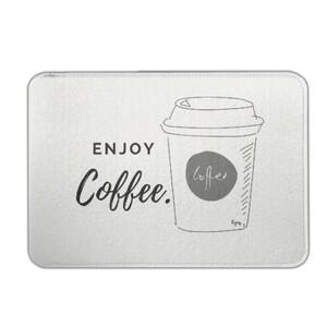 enjoy coffee Felt Case 7.9 inch