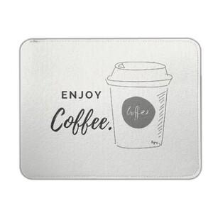 enjoy coffee Felt Case 9.7 inch