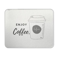 enjoy coffee Felt Case 13 inch