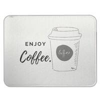enjoy coffee Felt Case  15 inch