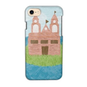 Castle iPhone 7 Glossy Case