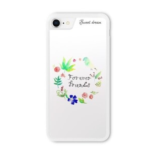 Forever friends - iPhone 8 Bumper Case