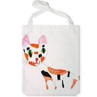cat Jumbo Tote Bag