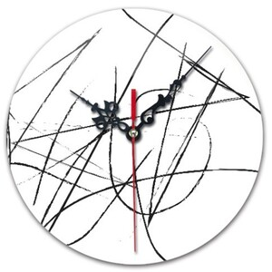 Free Yourself  Round Wall Clock
