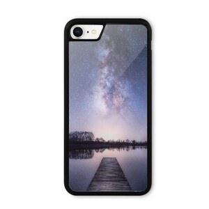 iPhone 8 Bumper Case Starry night phone case 2 星空夜手機殼