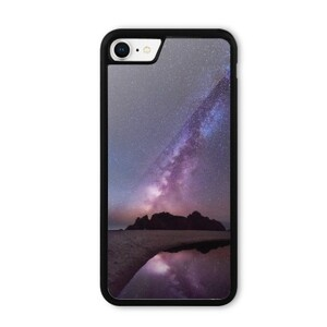 iPhone 8 Bumper Case Starry night phone case 星空夜3手機殼