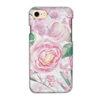 ROSE iPhone 7 Glossy Case