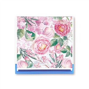 ROSE Mini Combination Card Holder